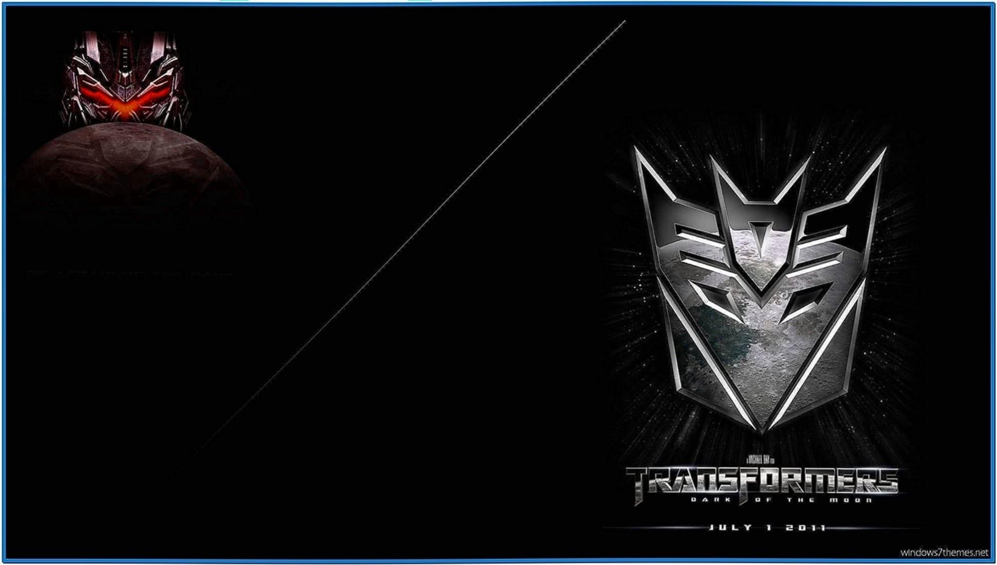 Transformers Screensaver Windows 7