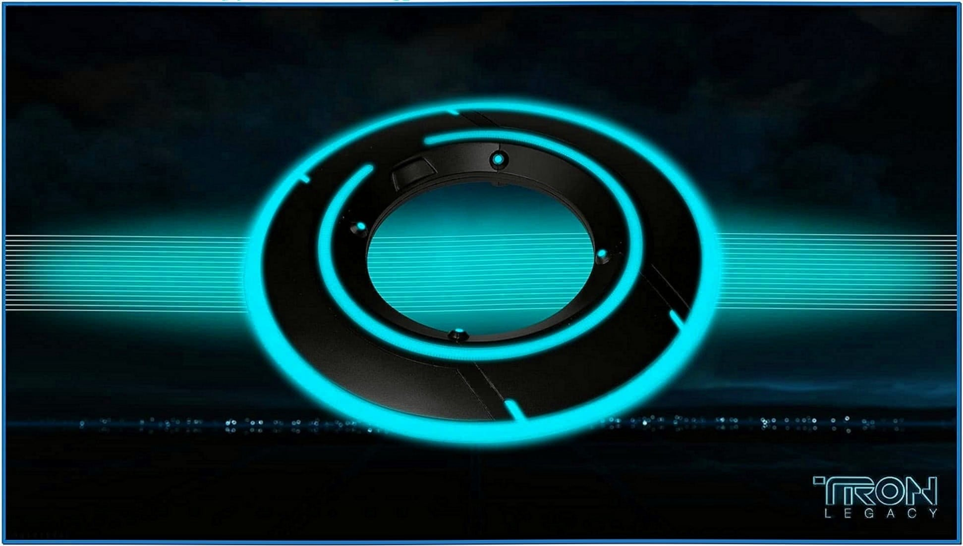 Tron Legacy Screensaver Ubuntu