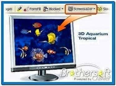 Tropical Aquarium Screensaver 4.2.5.9