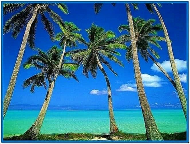 Tropical Islands Screensaver
