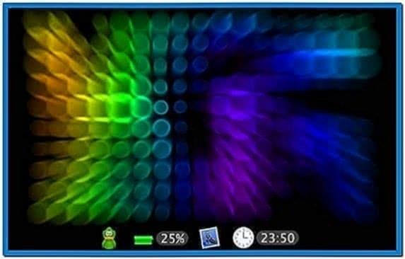 TV Static Screensaver Mac