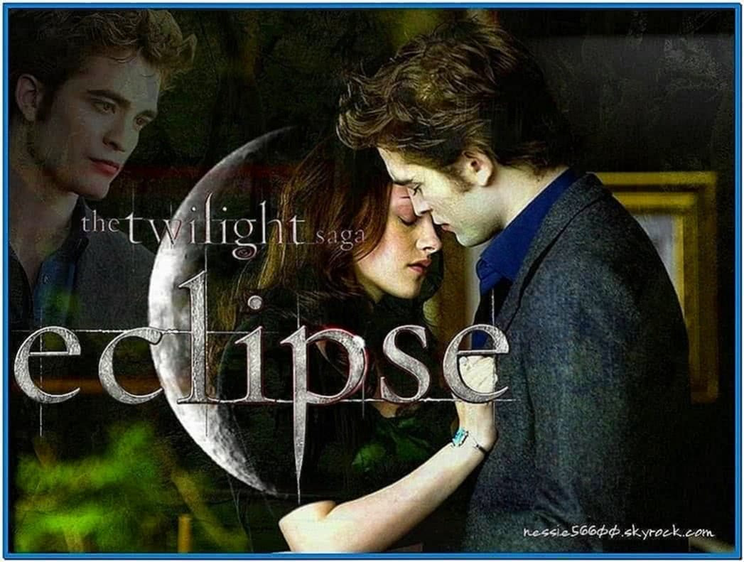 Twilight Eclipse Screensavers and Backgrounds
