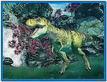 Tyrannosaurus Rex 3D Screensaver 1.0.0.5