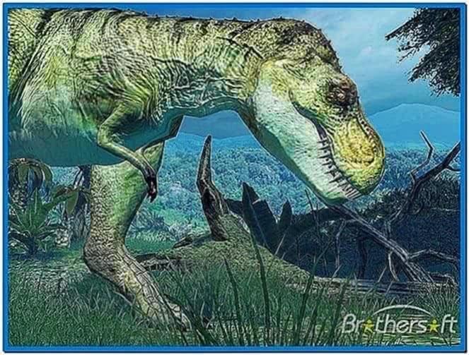 Tyrannosaurus Rex 3D Screensaver