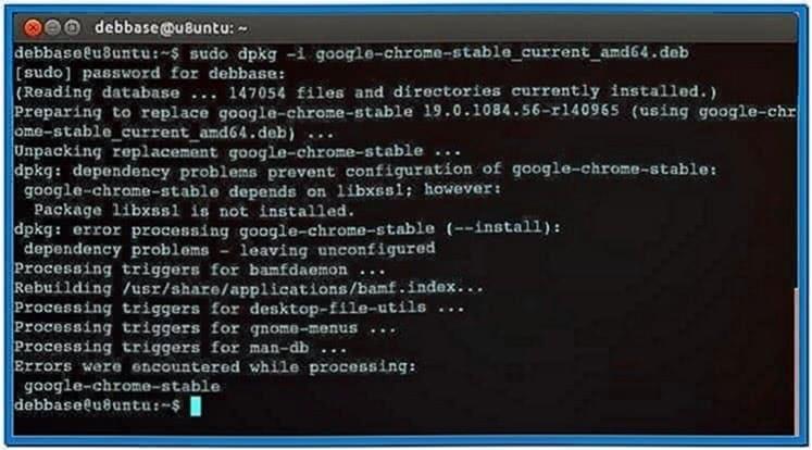 Ubuntu X11 Screensaver