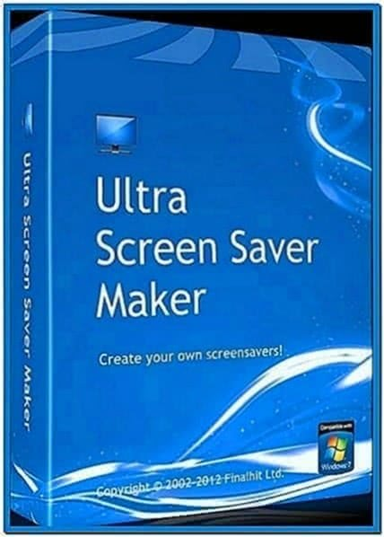 Ultra Screensaver Maker Full Version
