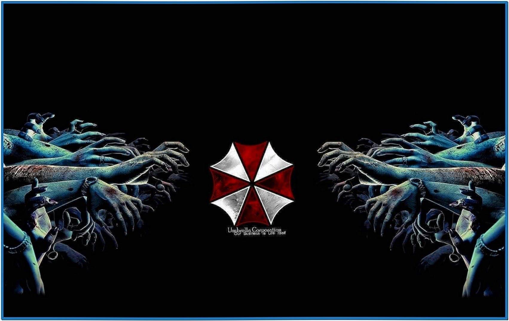 Umbrella corporation screensaver zombiesUmbrella Corporation Zombies