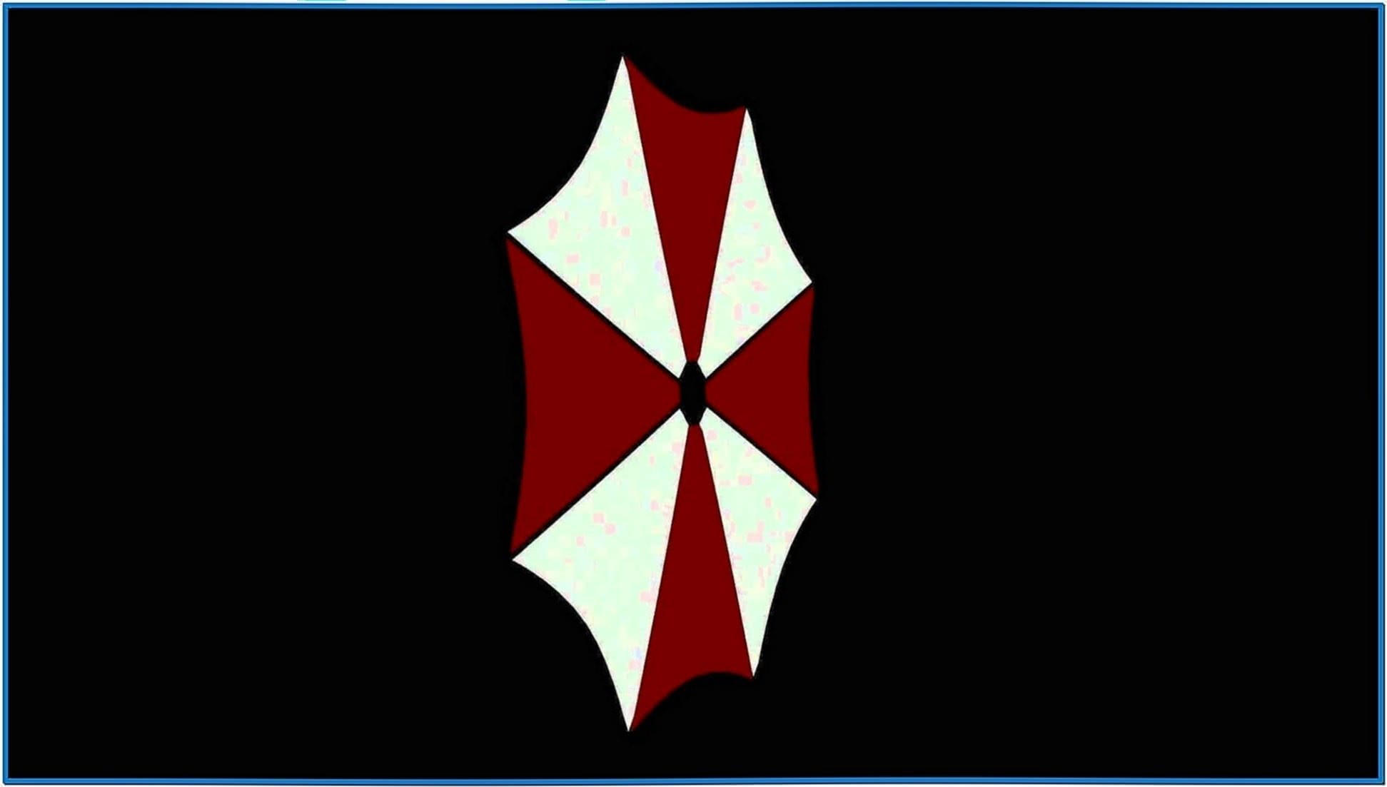 Umbrella Corporation Spinning Screensaver