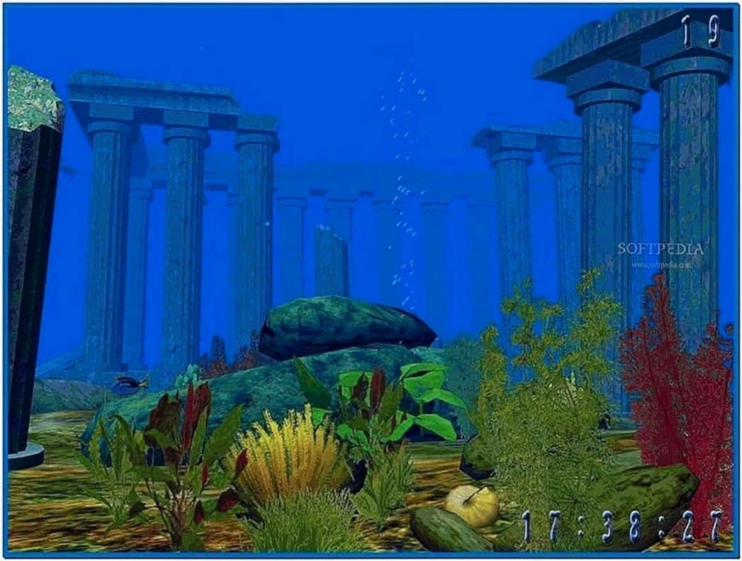 Underwater World Screensaver