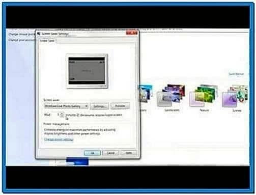 Use Video as Screensaver Windows 7