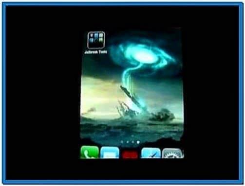 Video Screensaver iPhone 4
