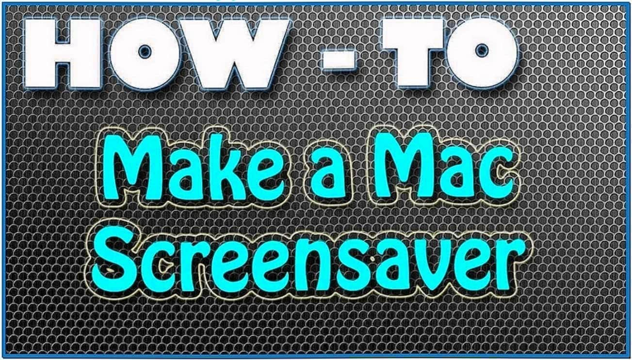 Video Screensaver Mac 10.8