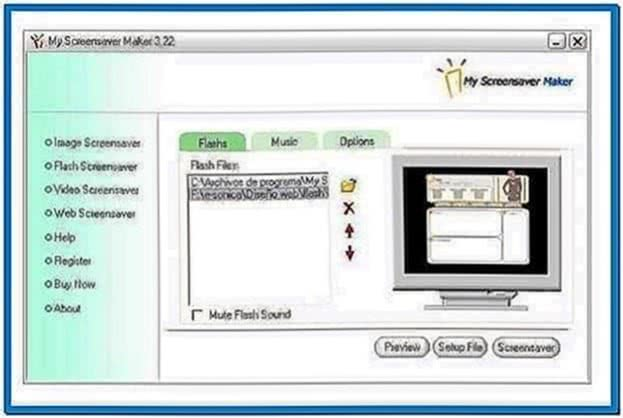 Video Screensaver Software Windows 7