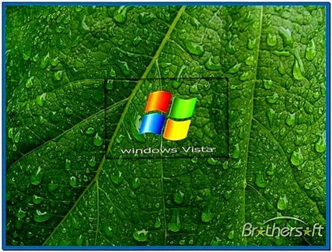 Video Screensaver Windows Vista