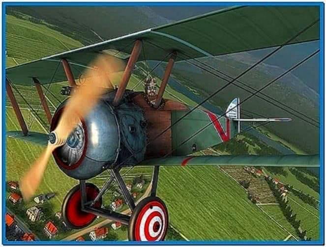 Vintage Aircrafts 3D Screensaver 1.0