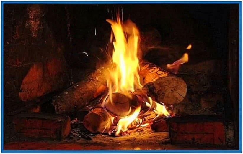 Virtual Fireplace Screensaver Mac Download Free