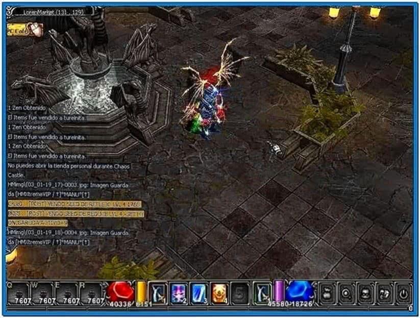 Vista Heart Bubble Screensaver XP