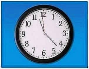 Wall Clock Screensaver Software