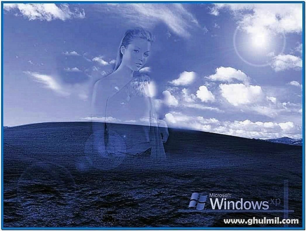 Water Screensaver Windows XP