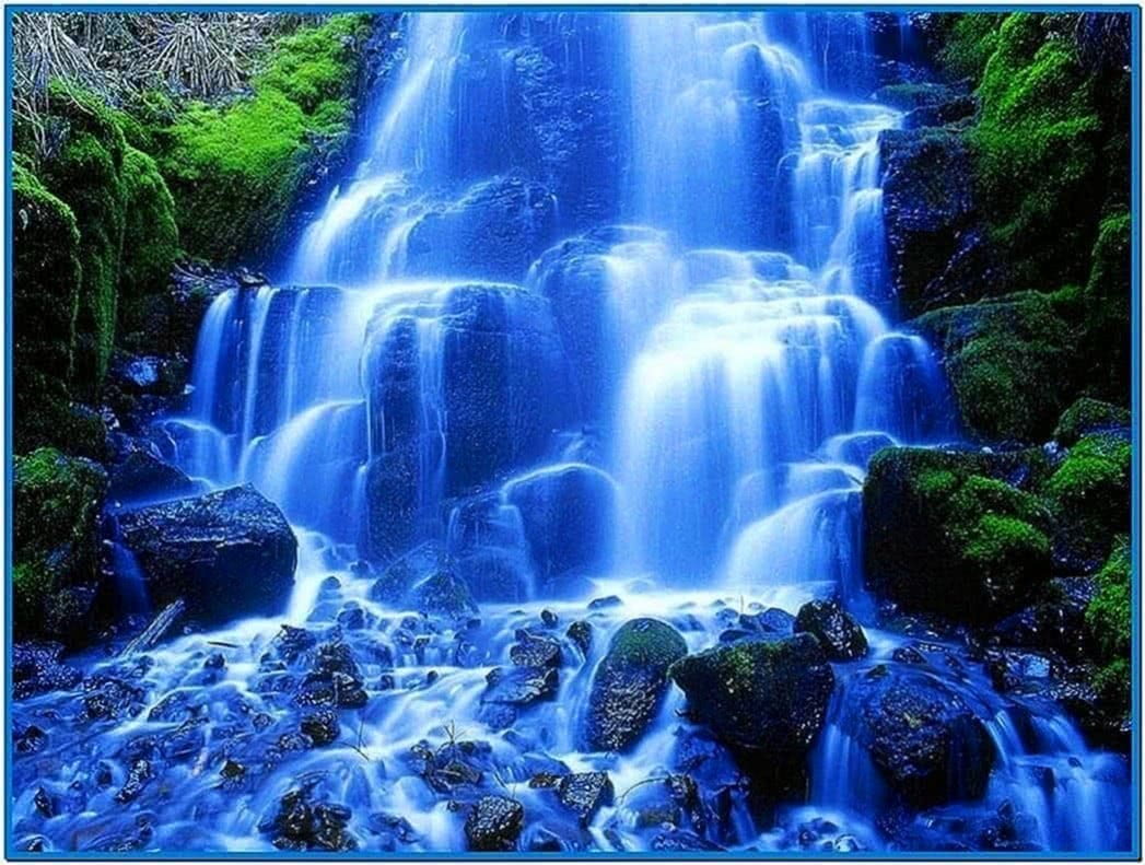 Waterfall Screensaver With Sound Mac Download Free
