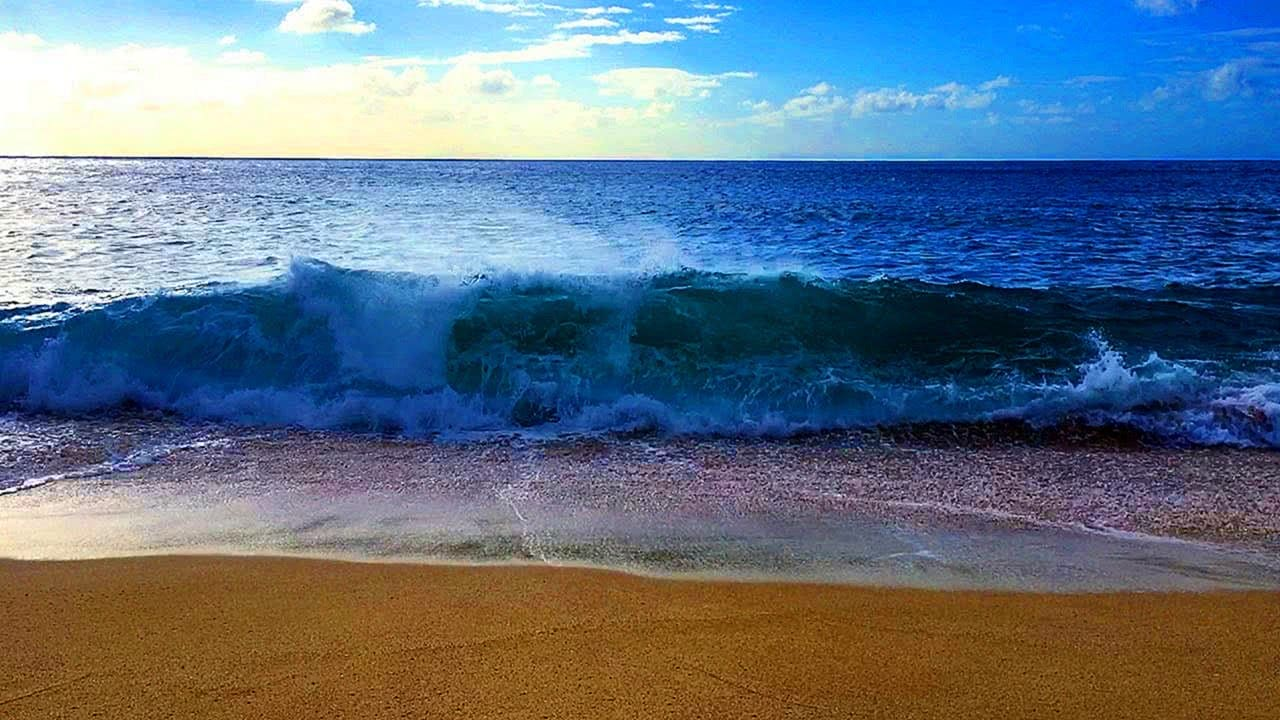 Video Ocean Waves Relaxation 10 Hours