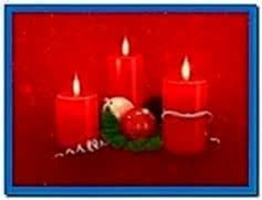 Windows 7 Christmas Lights Screensaver
