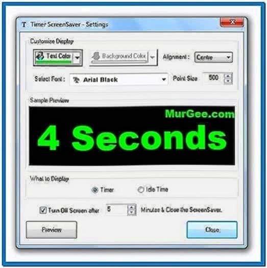 Windows 7 Countdown Timer Screensaver Download For Free