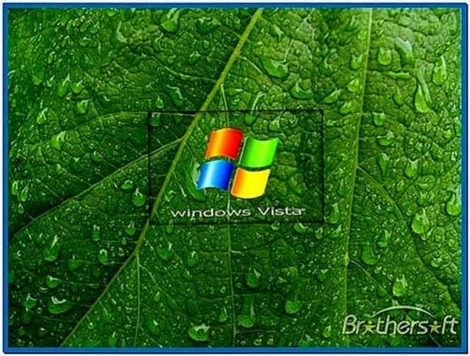 Windows 7 Screensavers Vista