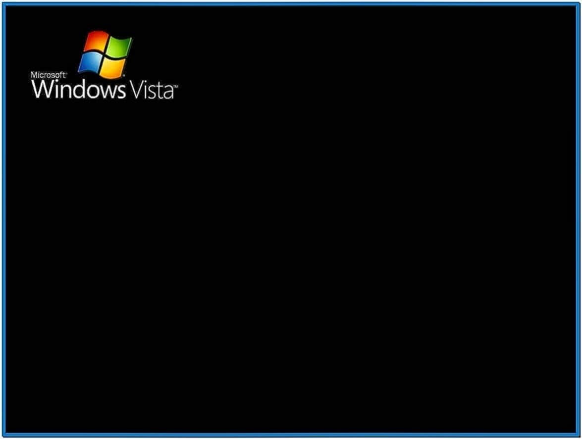 Windows Photo Screensaver Vista