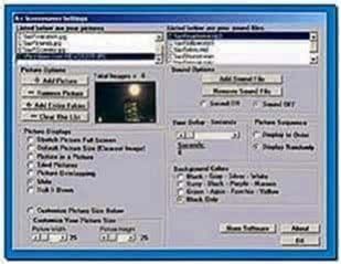 Windows Screensaver Creator Freeware