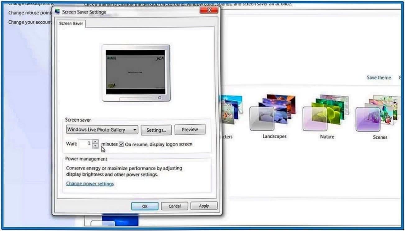 Windows Screensaver Video Player