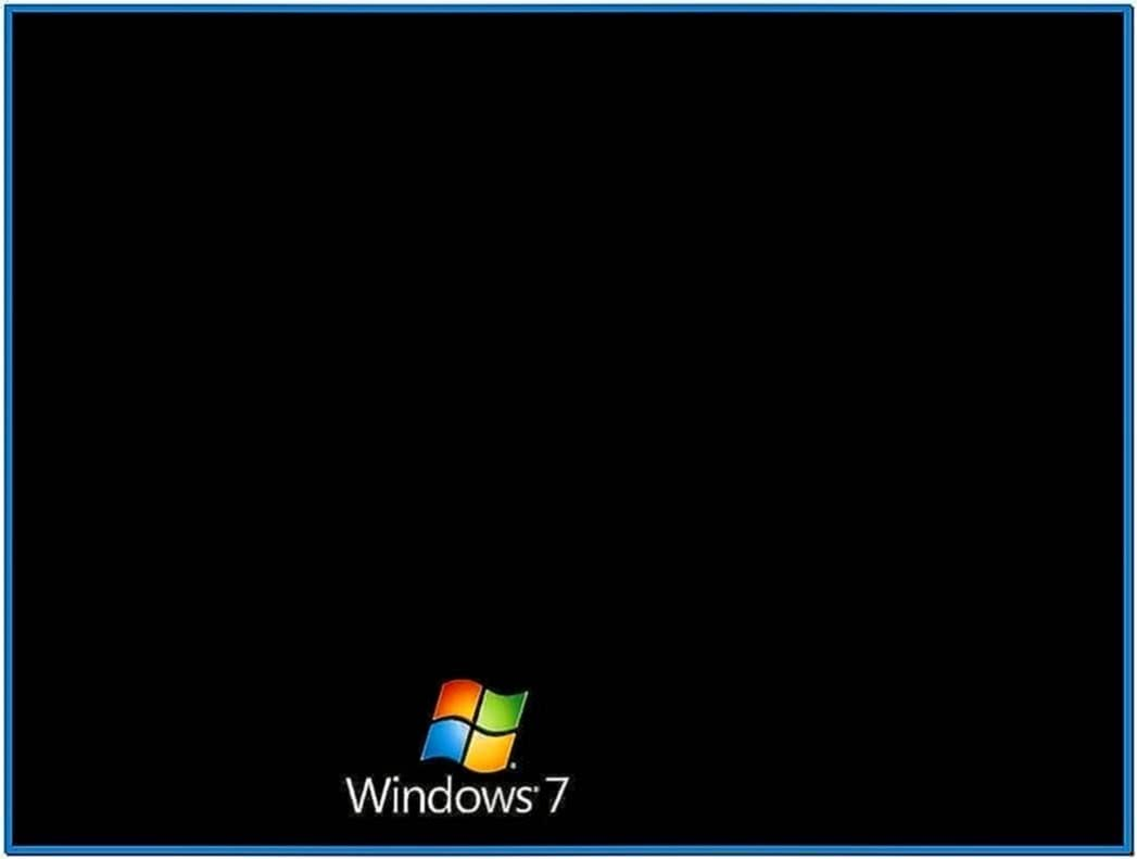 how to create screensaver in windows 7
