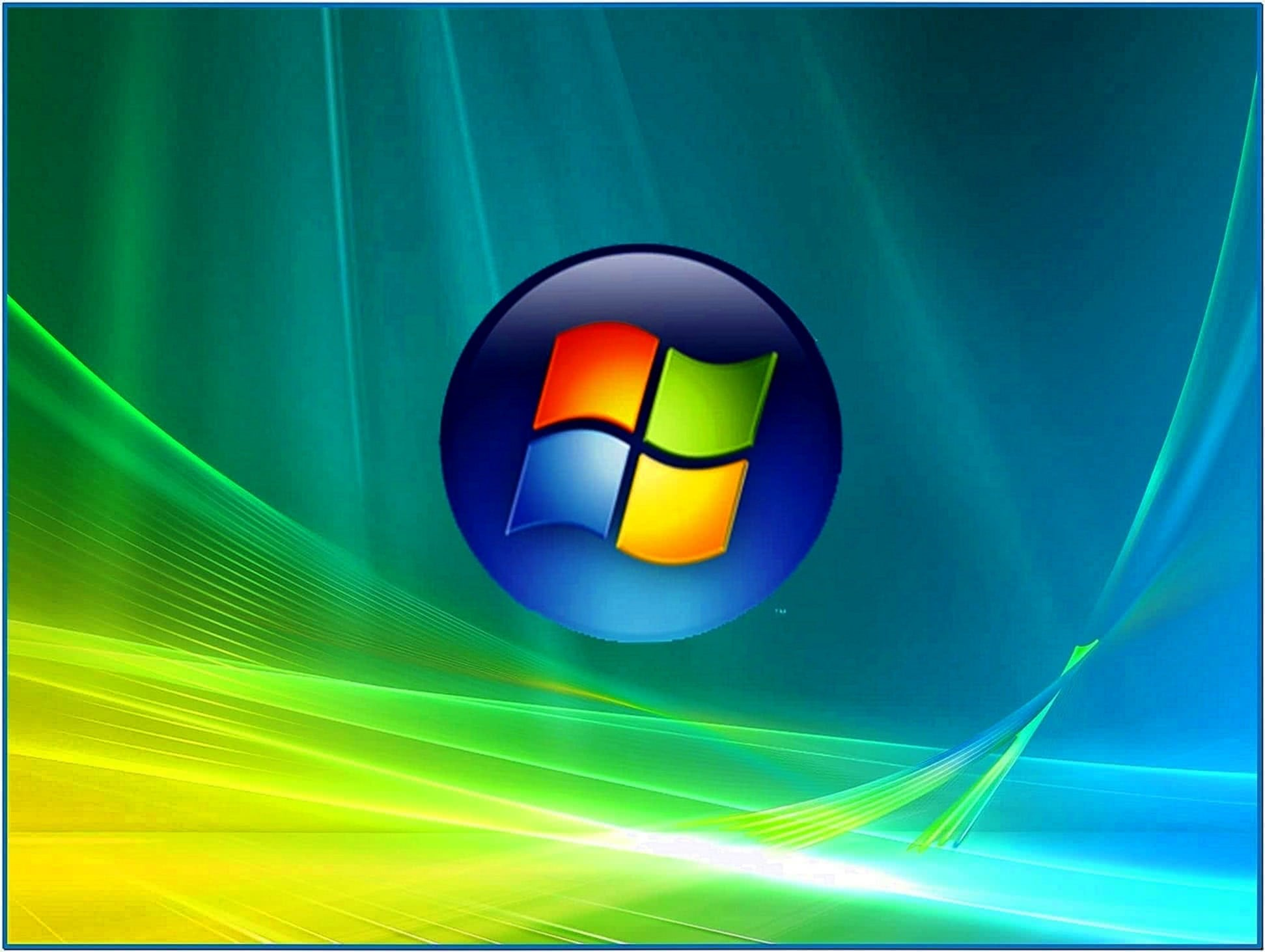 Windows Vista Logo Screensaver XP