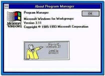 Windows XP 3D Text Screensaver Easter Egg