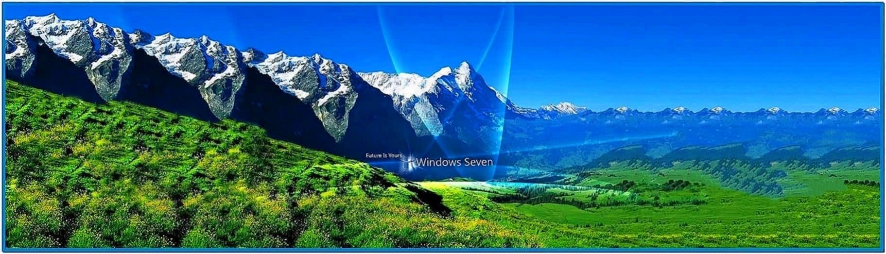 Windows XP Default Screensaver Windows 7