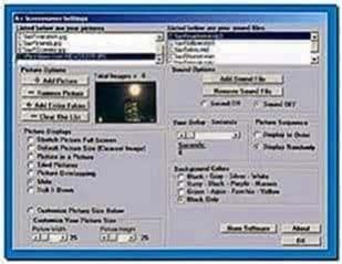 Windows XP Screensaver Creator