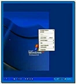 Windows xp screensaver lock