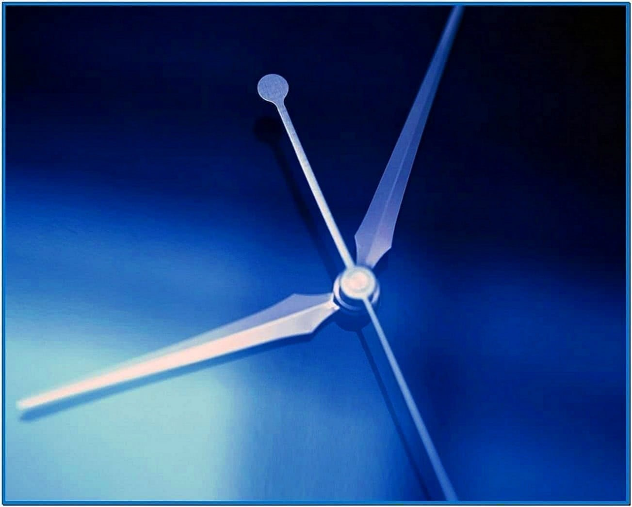 Windows XP Screensavers Clock