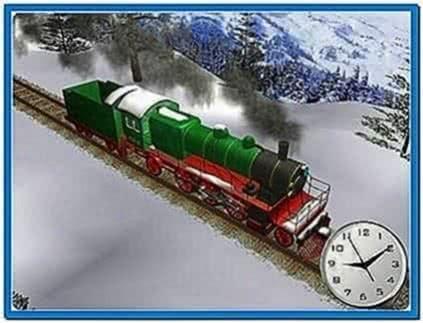 Winter Screensaver Mac OS X