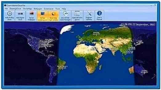 moving fish screensaver for ipad