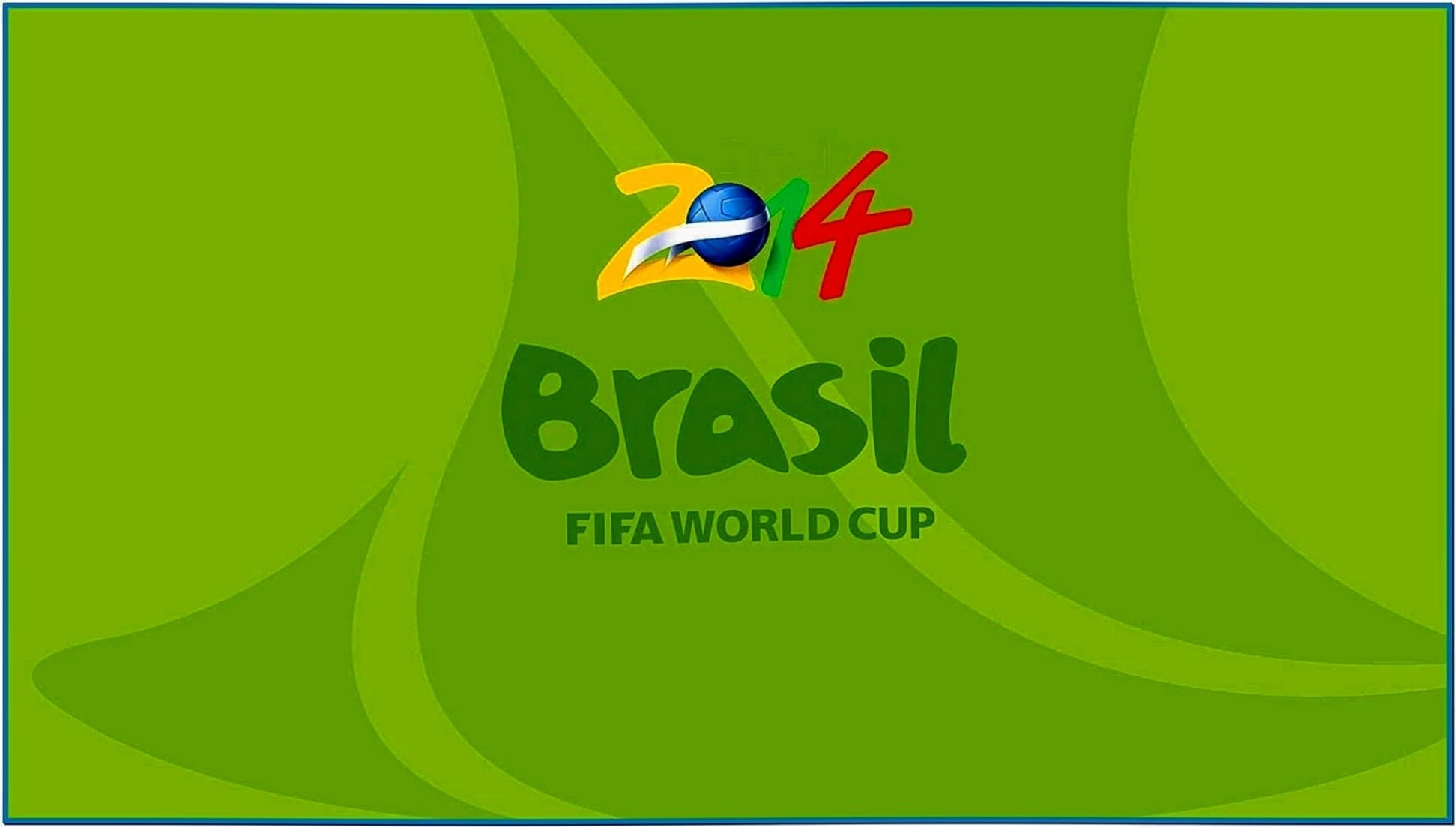 World Cup 2020 Screensaver