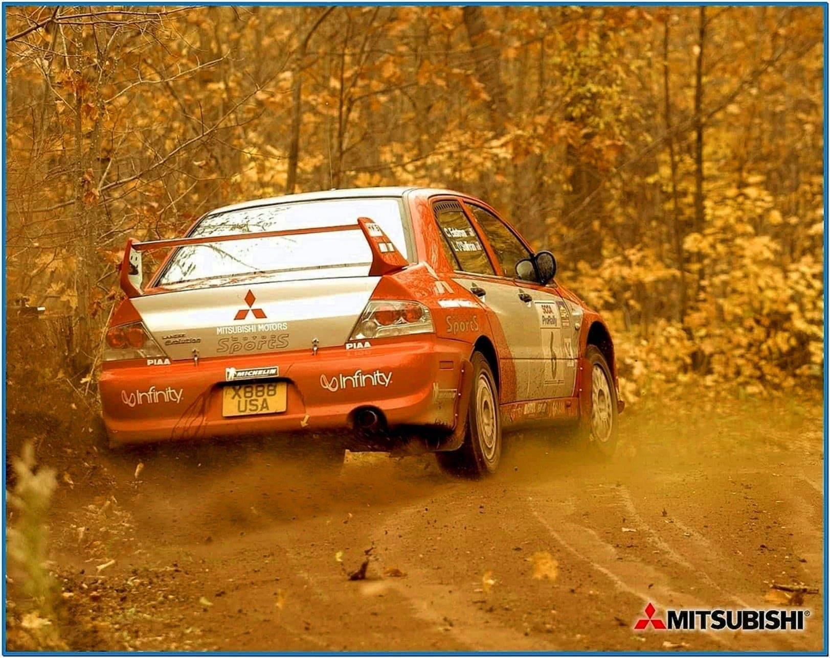 World Rally Screensaver