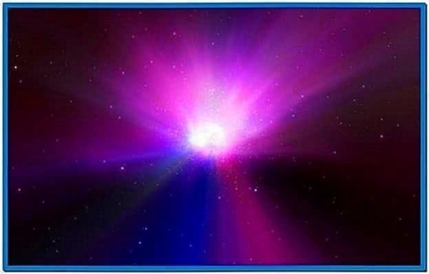 X Galaxy Screensaver Download Free