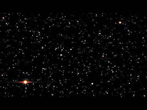 Stars in the Universe 4K Relaxing Screensaver